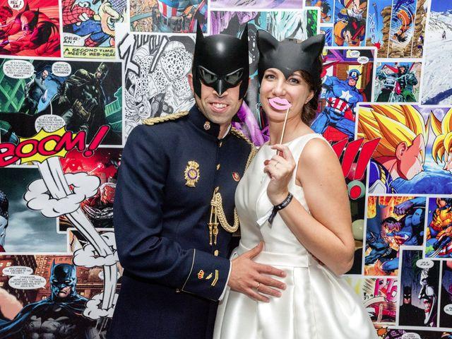 La boda de Rubén y Natalia en Colmenar Viejo, Madrid 18