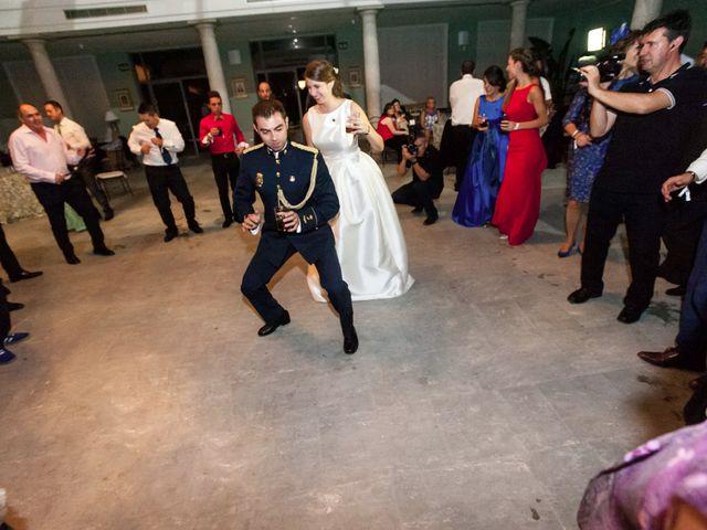 La boda de Rubén y Natalia en Colmenar Viejo, Madrid 19