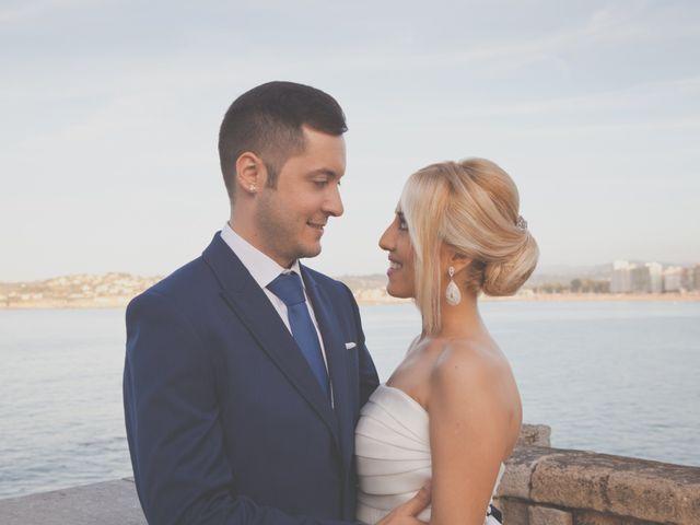La boda de Valentín y Ingil en Gijón, Asturias 15