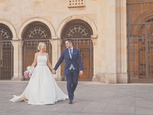 La boda de Valentín y Ingil en Gijón, Asturias 16
