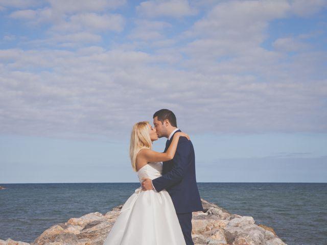 La boda de Ingil y Valentín