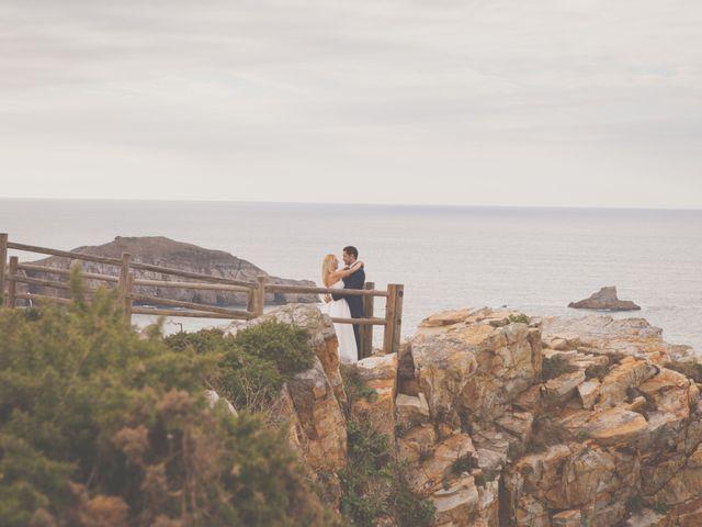 La boda de Valentín y Ingil en Gijón, Asturias 46