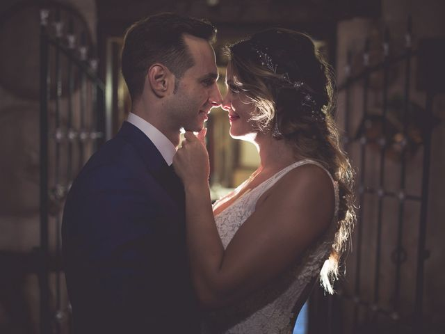 La boda de Candela y David