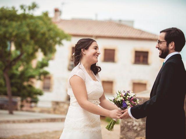 La boda de Helena y Tomas