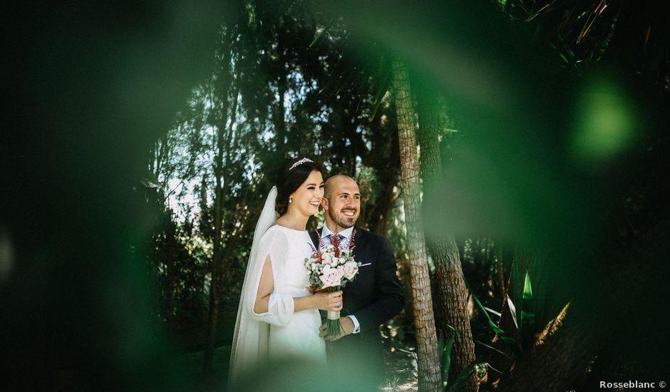 La boda de Jose y Bea en Dos Hermanas, Sevilla
