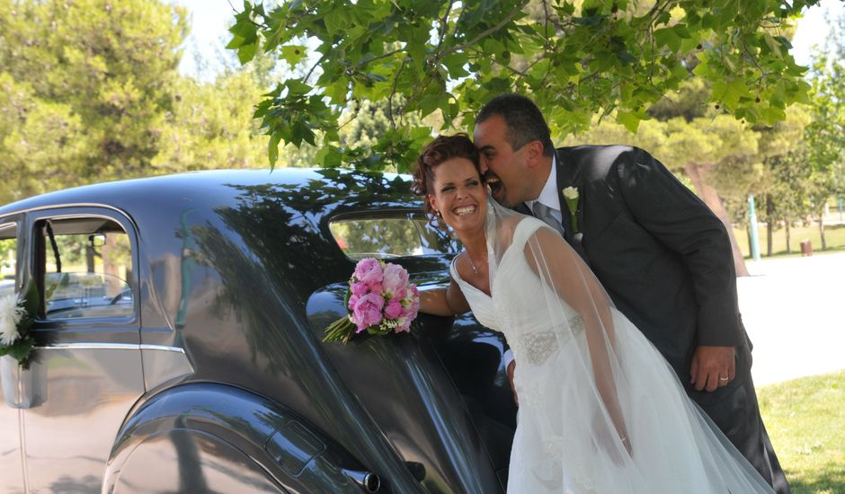 La boda de Alberto y Adriana  en Zaragoza, Zaragoza