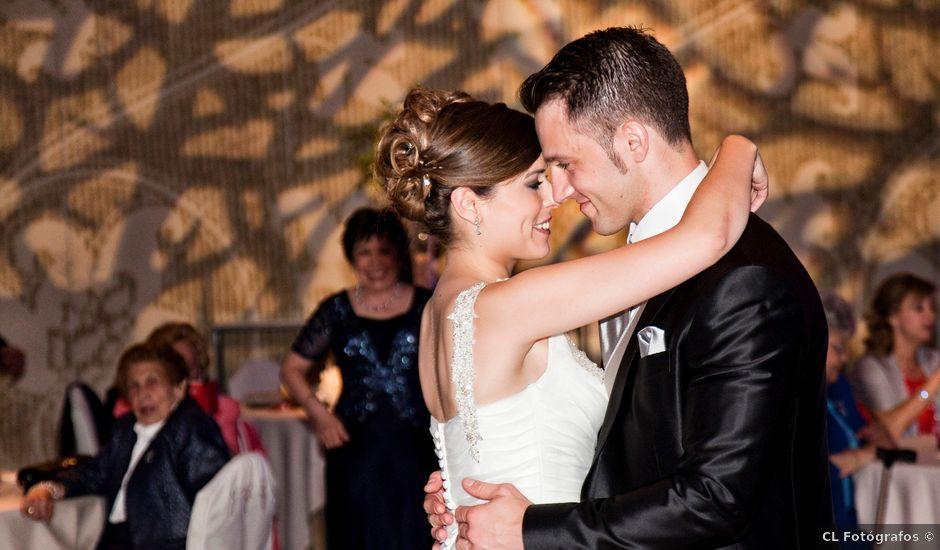 La boda de Antonio y Esther en San Sebastian De Los Reyes, Madrid