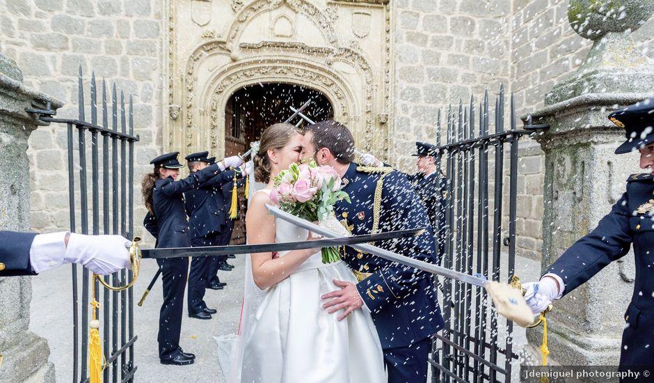 La boda de Rubén y Natalia en Colmenar Viejo, Madrid
