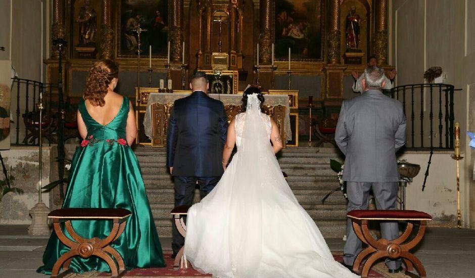 La boda de Jesús  y Alicia en Alcalá De Henares, Madrid