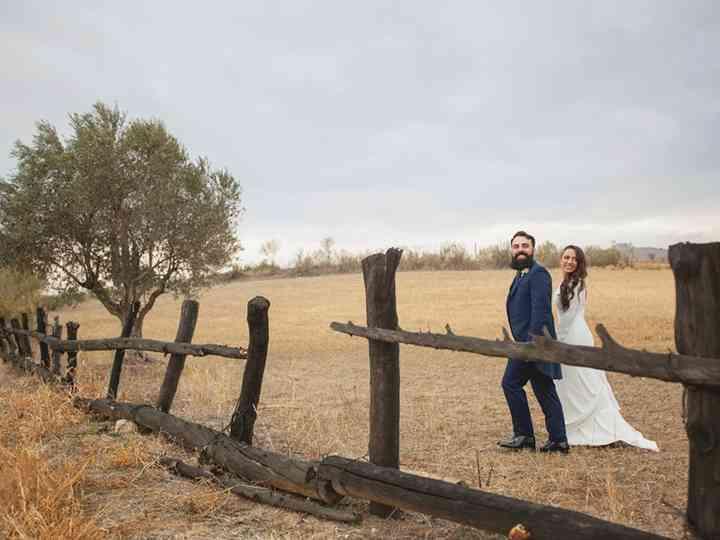 La boda de Natalia y Rafa