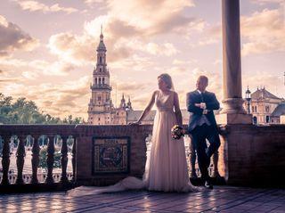 La boda de Myriam y Raul