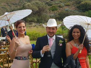 La boda de Miriam y Carlos 1
