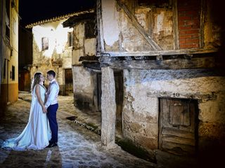 La boda de Jorge y Soraya