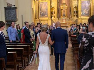 La boda de Marta  y Ivan 2