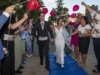 La boda de Laura y Jorge 3