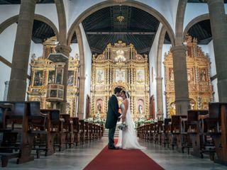 La boda de Gonzalo y Erica