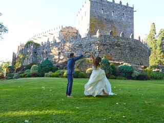 La boda de Úrsula y Roberto 1