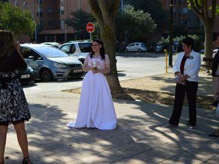 La boda de Bea y Wences 3