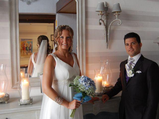 La boda de Lucía Neva y Fran Díaz en El Puerto De Santa Maria, Cádiz 1