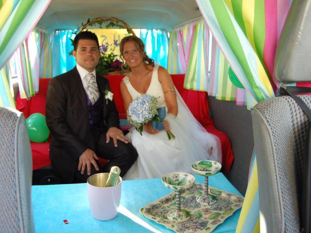 La boda de Lucía Neva y Fran Díaz en El Puerto De Santa Maria, Cádiz 2