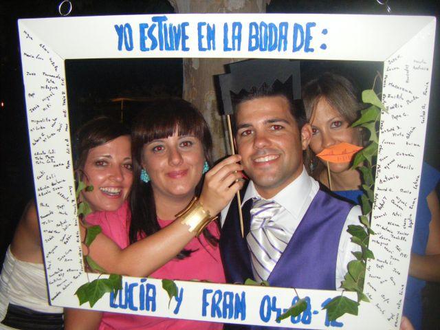 La boda de Lucía Neva y Fran Díaz en El Puerto De Santa Maria, Cádiz 6