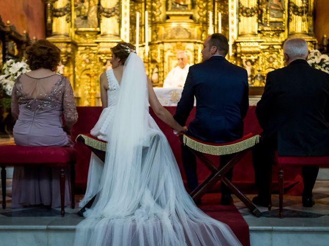 La boda de Raul y Myriam en Sevilla, Sevilla 28