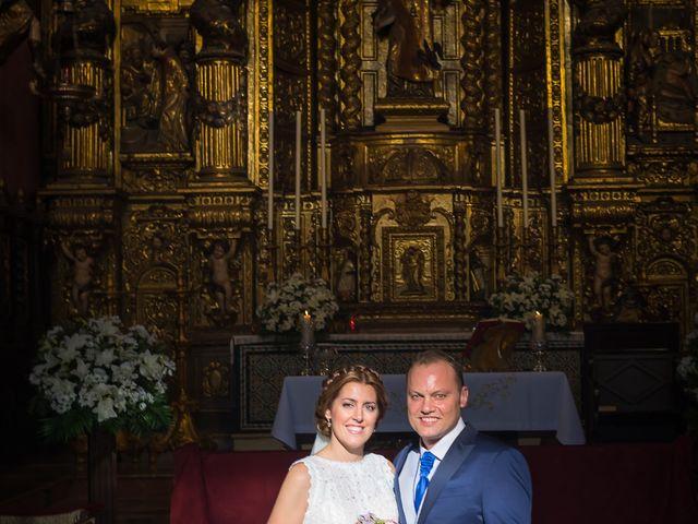 La boda de Raul y Myriam en Sevilla, Sevilla 34