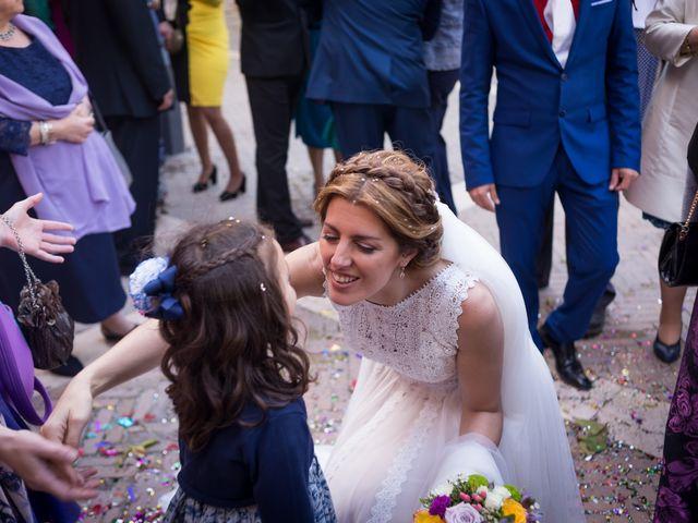 La boda de Raul y Myriam en Sevilla, Sevilla 40