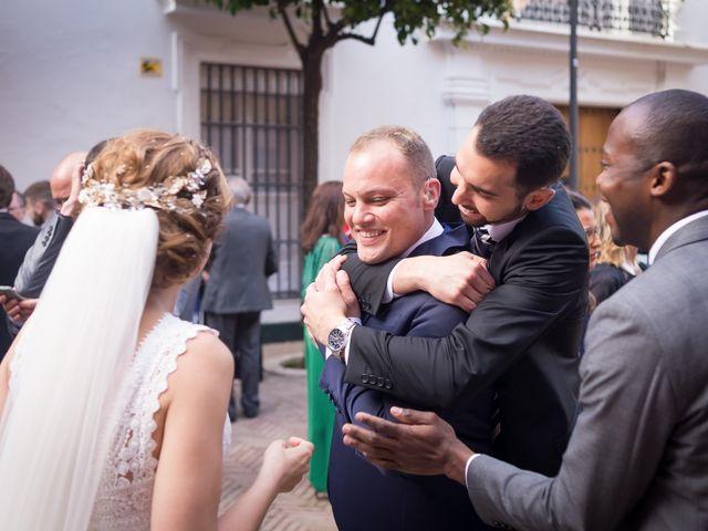 La boda de Raul y Myriam en Sevilla, Sevilla 41