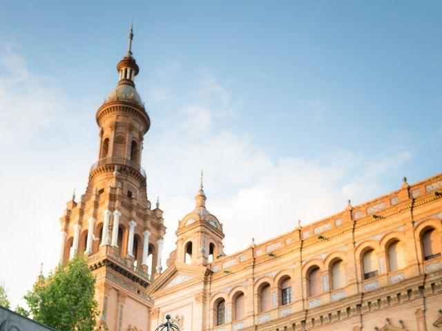 La boda de Raul y Myriam en Sevilla, Sevilla 57