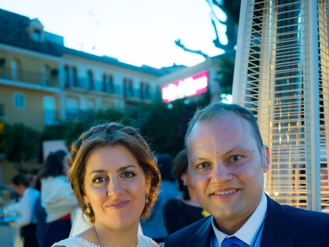 La boda de Raul y Myriam en Sevilla, Sevilla 58
