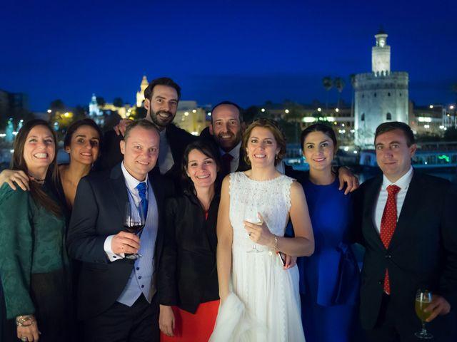 La boda de Raul y Myriam en Sevilla, Sevilla 60