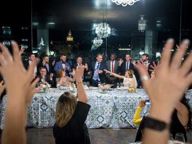 La boda de Raul y Myriam en Sevilla, Sevilla 67
