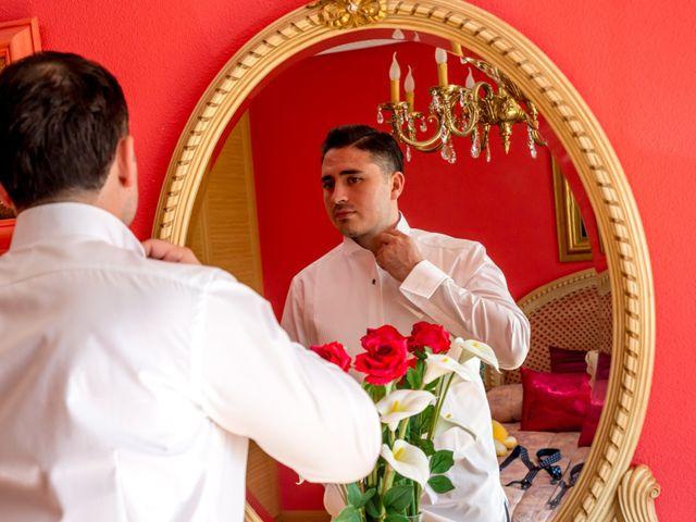 La boda de Jose Javier y Rosa en Guadarrama, Madrid 5