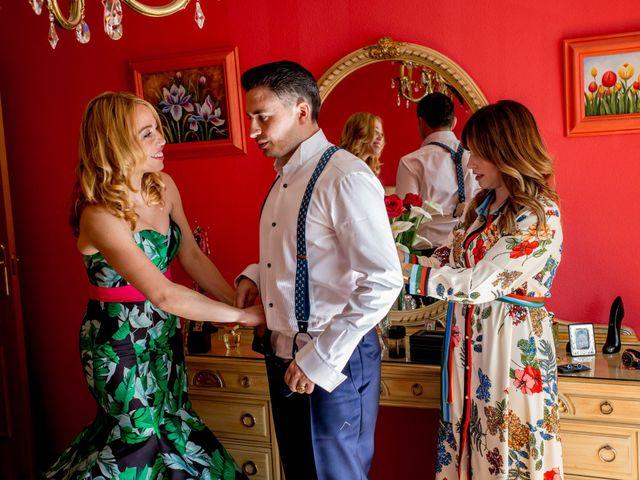 La boda de Jose Javier y Rosa en Guadarrama, Madrid 6