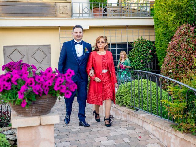 La boda de Jose Javier y Rosa en Guadarrama, Madrid 16