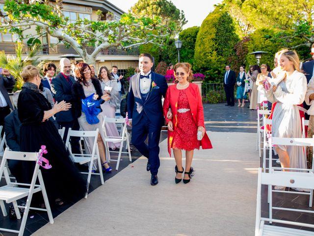 La boda de Jose Javier y Rosa en Guadarrama, Madrid 17