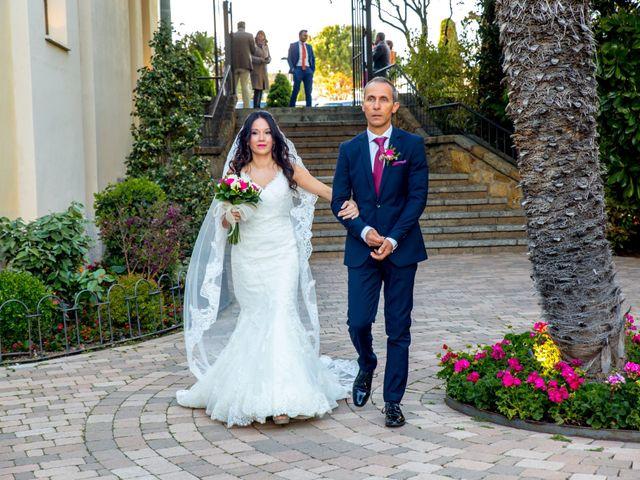 La boda de Jose Javier y Rosa en Guadarrama, Madrid 18