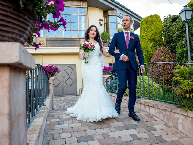 La boda de Jose Javier y Rosa en Guadarrama, Madrid 19