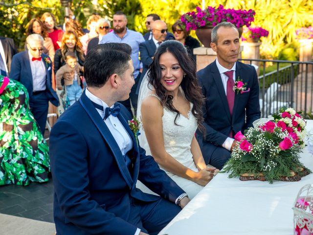 La boda de Jose Javier y Rosa en Guadarrama, Madrid 20