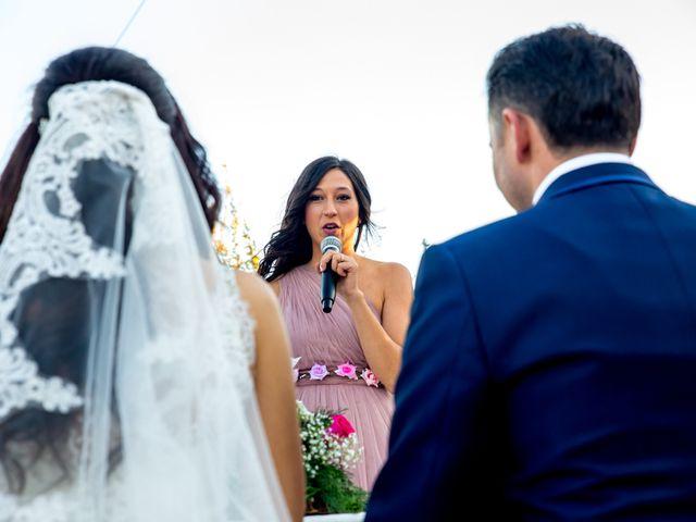 La boda de Jose Javier y Rosa en Guadarrama, Madrid 21