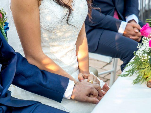 La boda de Jose Javier y Rosa en Guadarrama, Madrid 22