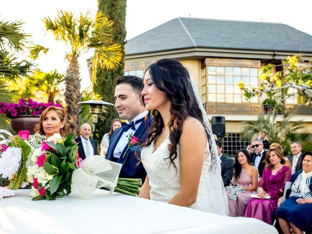 La boda de Jose Javier y Rosa en Guadarrama, Madrid 23