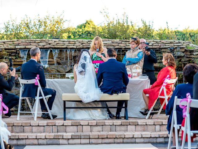 La boda de Jose Javier y Rosa en Guadarrama, Madrid 24