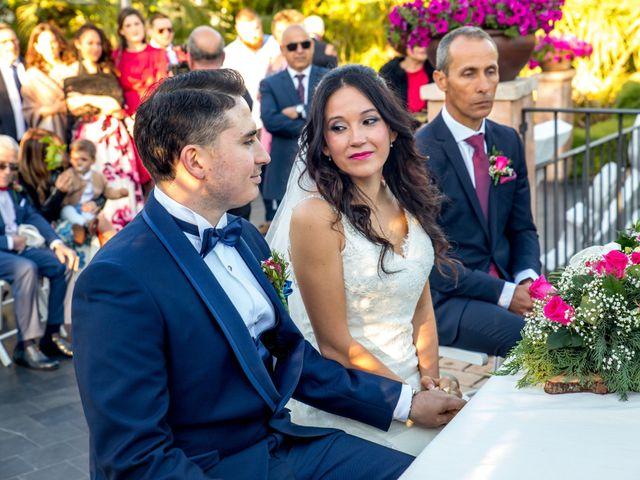 La boda de Jose Javier y Rosa en Guadarrama, Madrid 25
