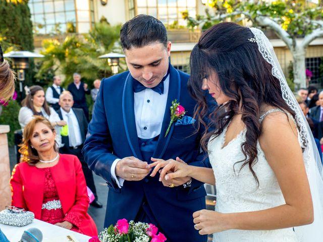 La boda de Jose Javier y Rosa en Guadarrama, Madrid 26