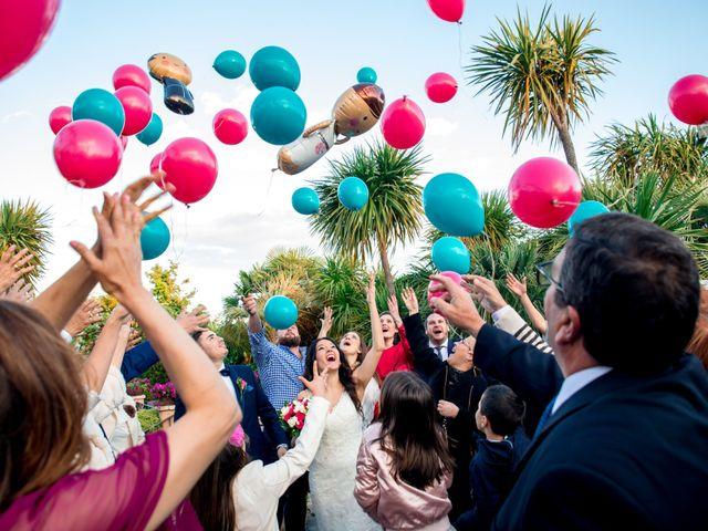 La boda de Jose Javier y Rosa en Guadarrama, Madrid 29