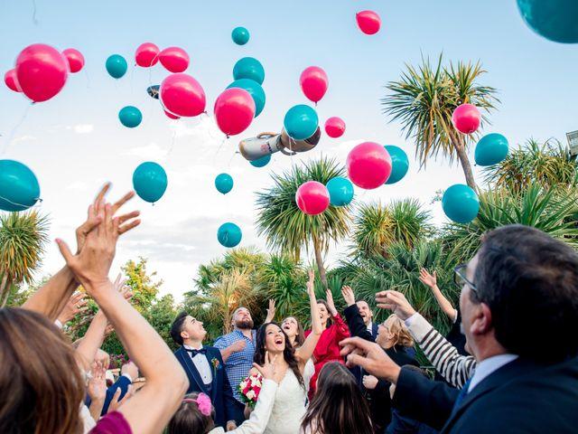 La boda de Jose Javier y Rosa en Guadarrama, Madrid 1