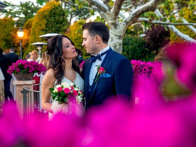La boda de Jose Javier y Rosa en Guadarrama, Madrid 32