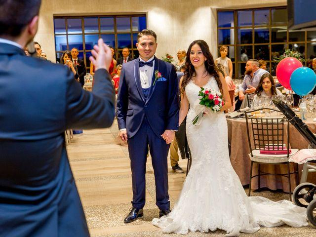 La boda de Jose Javier y Rosa en Guadarrama, Madrid 34